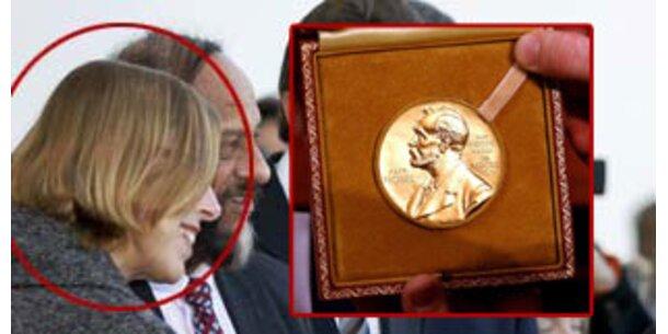 Oberösterreicherin erhält Friedensnobelpreis