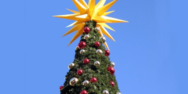 Wer hat den Christbaum erfunden?
