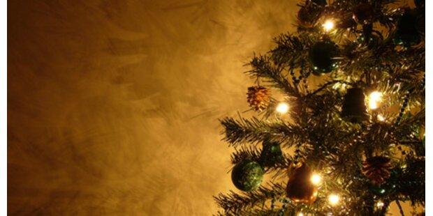 Weihnachten war