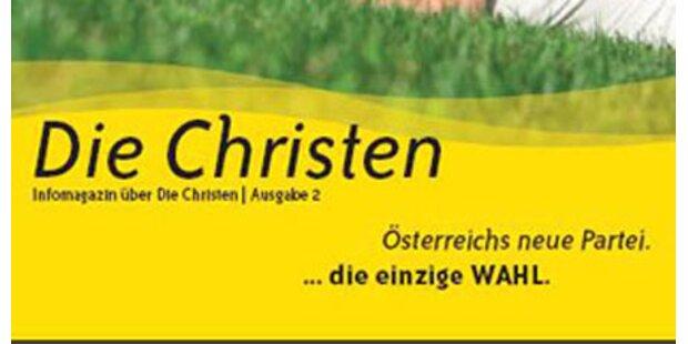 Christen-Partei stellt Kandidaten auf