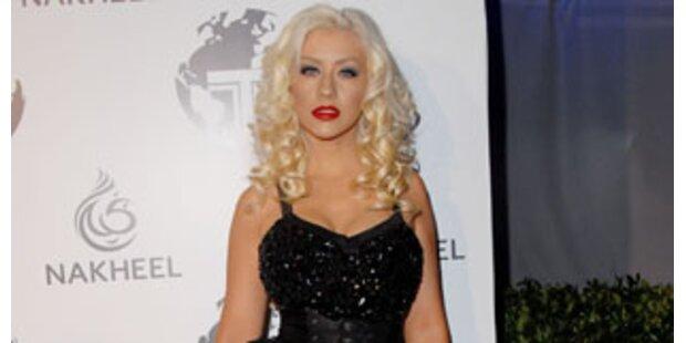 Christina Aguilera als Trash-Marilyn