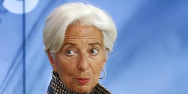 Griechenland: IWF beharrt auf Schuldenerleichterung