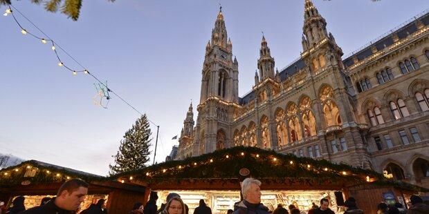 Christkindlmarkt-Eröffnung abgesagt