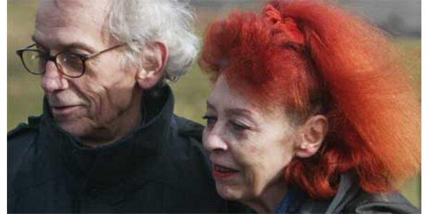 Künstlerin Jeanne-Claude ist tot