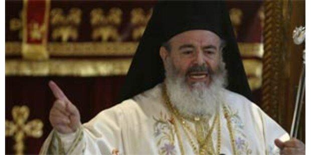 Griechisch-orthodoxes Oberhaupt gestorben