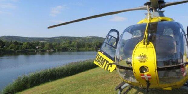 Irrer schoss auf ÖAMTC- Helikopter