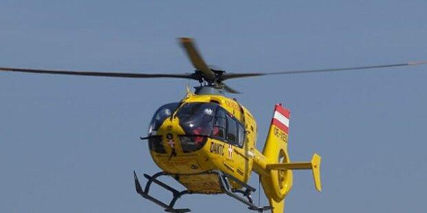 Frontaler mit Pkw fordert 6 Verletzte