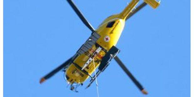 Kletterer stürzt am Dachstein in den Tod