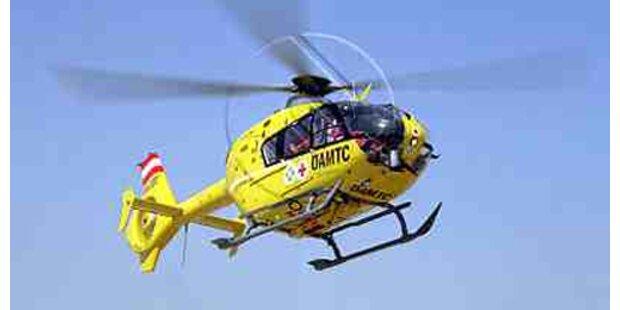 44-Jährige stürzte im Pongau ab