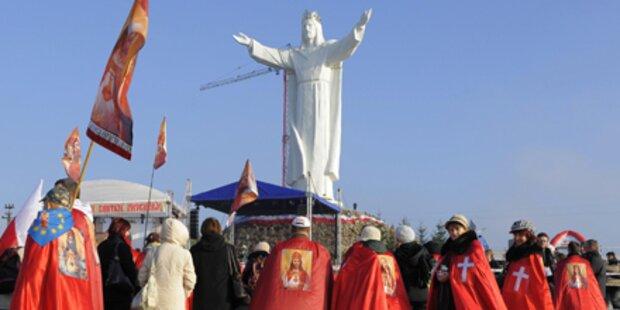 Die größte Jesus-Statue der Welt