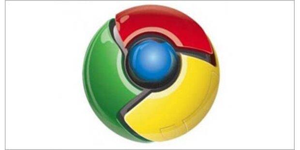 1. Beta des Chrome 7 kostenlos verfügbar