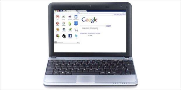 Europa-Verkaufsstart für Googles Chromebooks