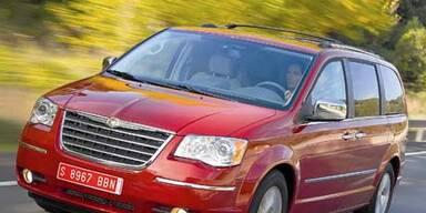 Erster Blick auf Chryslers neuen Grand Voyager
