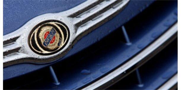 General Motors und Chrysler wollen Werke schließen
