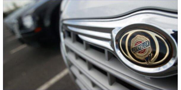 Chrysler ruft 369.000 Autos zurück
