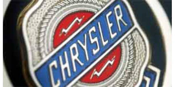 Chrysler vor massiven Einsparungen