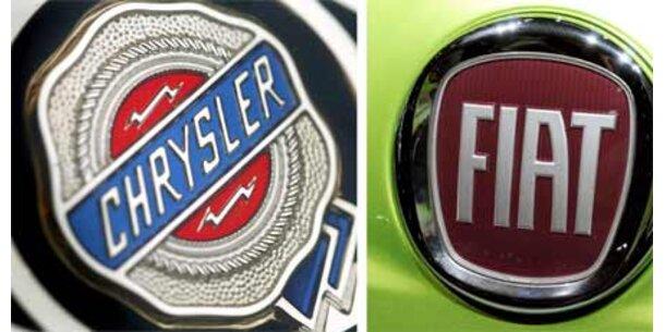 Fiat darf Chrysler kaufen