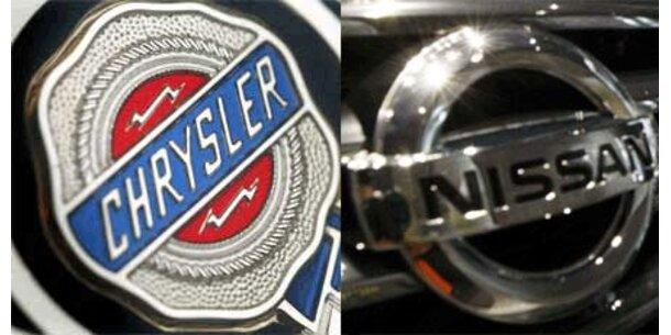 Nissan & Chrysler: Keine Zusammenarbeit