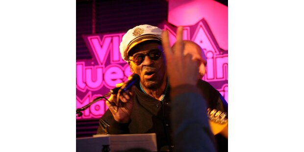 Eklat um Altrocker Chuck Berry