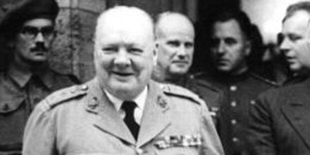 Churchill vertuschte UFO-Zwischenfall