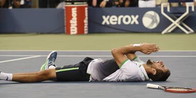 Kroate Cilic gewinnt US-Open