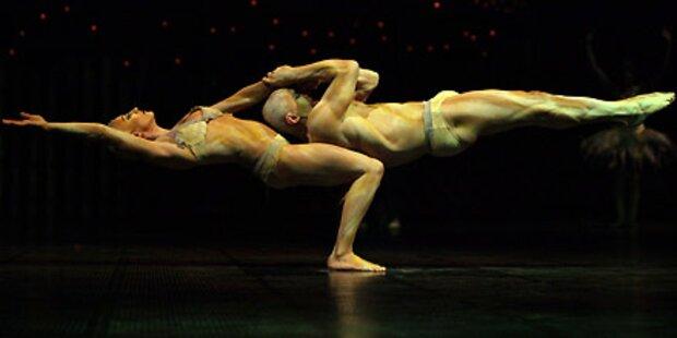 Cirque du Soleil kommt wieder nach Wien