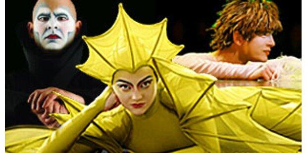 VAREKAI- Die neue Show des Cirque du Soleil
