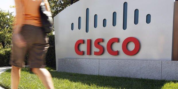 Mega-Attacke auf Cisco-Router