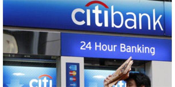 USA pumpen Milliarden in marode Citigroup