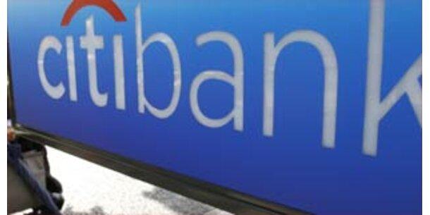 Citigroup schreibt 24 Mrd. Dollar ab