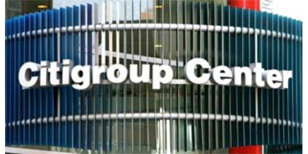 Citigroup-Chef tritt zurück