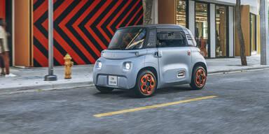 Citroen bringt Elektroauto um 6.000 Euro