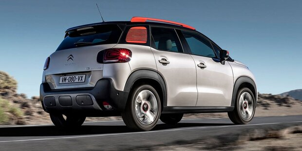 Citroën C3 Aircross im Fahrbericht