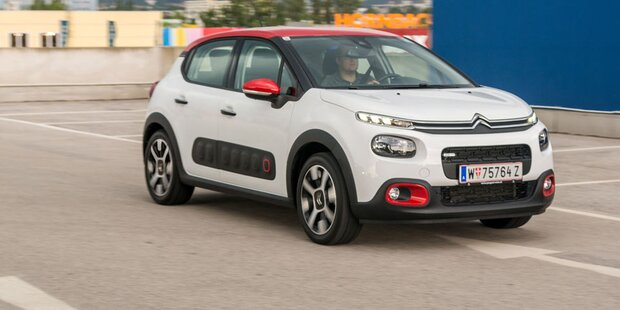 Citroën C3 Shine PureTech 110 im Test