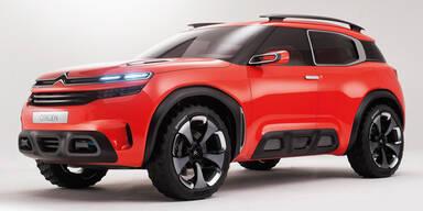 Citroën stellt den neuen Aircross vor