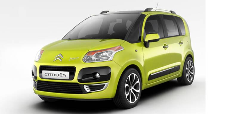 Citroën C3 als Kompaktvan