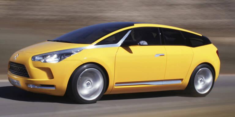 Citroëns präsentiert neue Auto-Konzepte