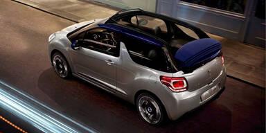 Citroen stellt das neue DS3 Cabrio vor