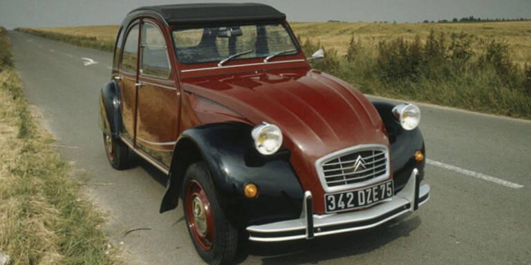 """Die """"Ente"""": Anti-Auto wurde zur Legende"""
