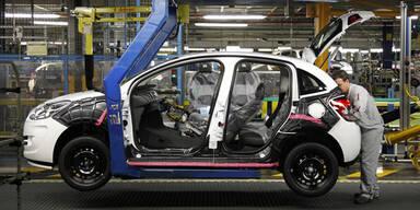 Peugeot fertigt jetzt Autos für Toyota
