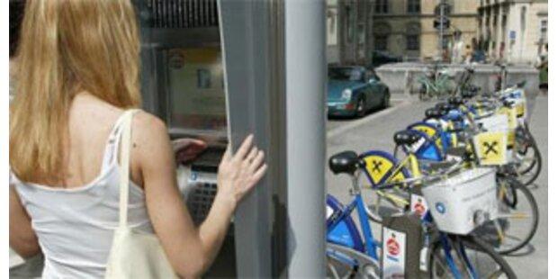 Magistrat: Citybikes als Dienstgefährte