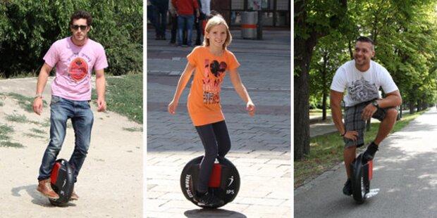 City-Wheel: Neues Einstiegsgerät im Test
