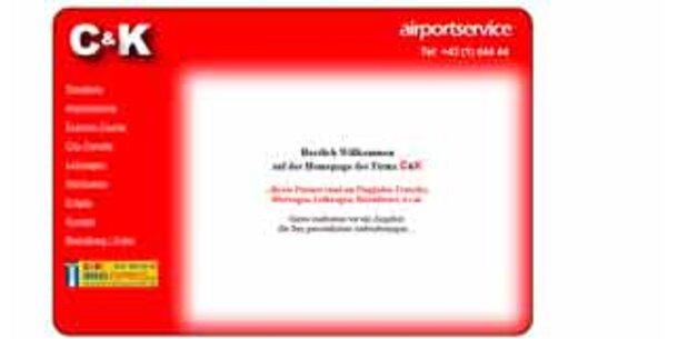 """Konkurs über """"C & K Airportservice"""" eröffnet"""