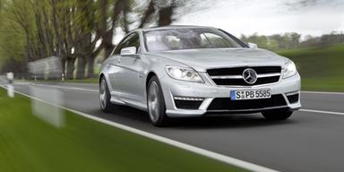 Mercedes CL und CL 63 AMG
