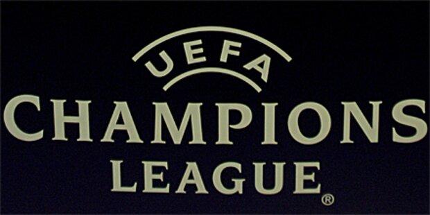 Weg zur Champions League