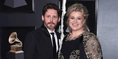 US-Star Kelly Clarkson lässt sich scheiden