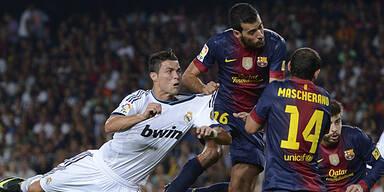 Barca muss um Supercup zittern