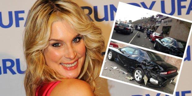 Claudelle Deckert: Crash vor Hochzeit