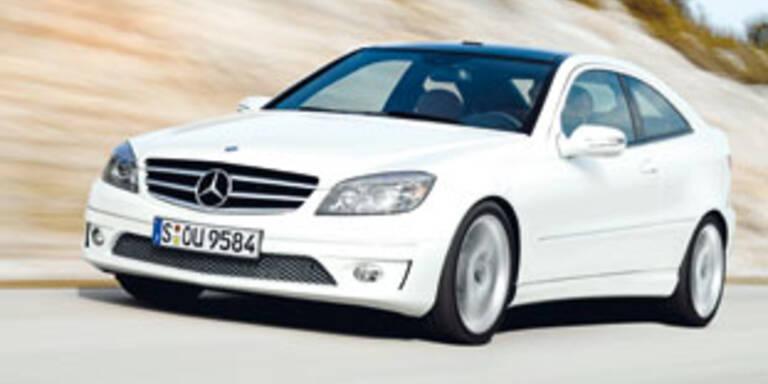 Mercedes zeigt Muskeln