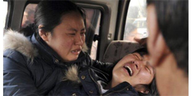 Schweinefleisch in China mit Clenbuterol versetzt
